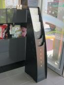 ブラックボード UVインクジェット使用
