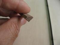 コルクー2:狭い処のミゾ切りテープを避けて使います。