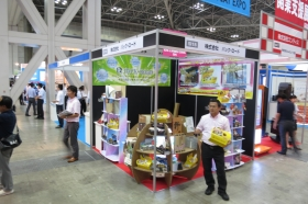 NOODLE WORLD2012/INTER-FOOD JAPAN2012ビッグサイト出店