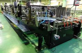 生産管理装置 | ダブルファイルポッケト