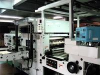 使用機械:自動平盤打抜き機2号機 カメラ付アクション方式